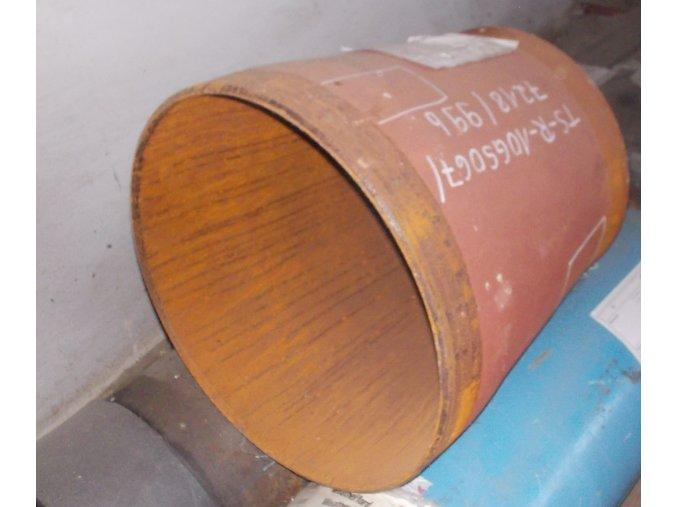 Reduction 508,0 x 406,4  12,7 x 12,7 mm Bevelled Ends ASME B 16,25 L360NB, RA = 7,1 x 6,3 mm