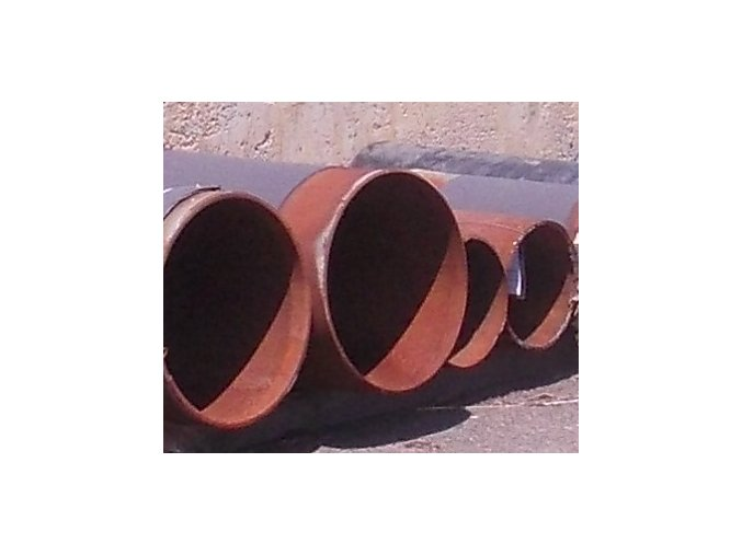 Welded Elbow 609,6 x 12,5 mm 5,5 R=3660 Ends 8,8 mm L 415 MB, 130,32 kg
