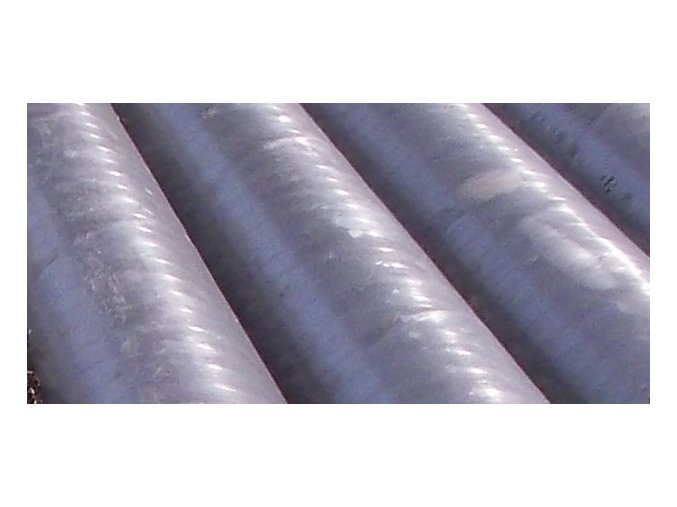Seamless Steel Pipe DN 300 (323,9 x 7,10),  length 12,48 m, PE