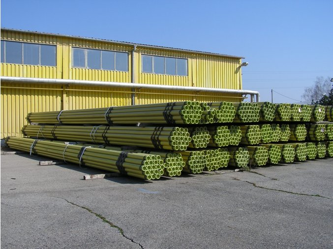 Pipes DN100 PN140, L360NB, length 12 m