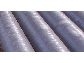 Seamless Steel Pipe DN 300 (323,9 x 7,10),  length 12,48 m, PE